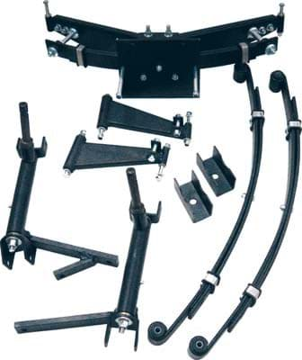 "Picture of Aftermarket A-Arm lift kit, 6"" lift"