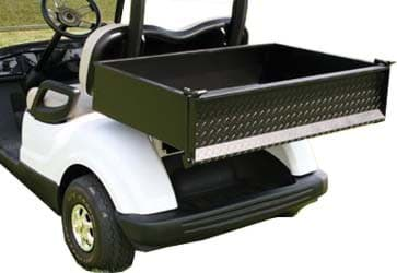 Picture of Steel Cargo box for Club Car DS 1982-Up