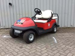Picture of Used - 2014 - Electric - Club Car Precedent RYDER CUP cart - Red
