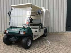 Picture of Used - 2014 - Electric - Club Car Carryall 2 - Closed cargo box - Green