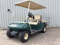 Picture of Used - 2002 - Electric - Club Car Villager 2+2  - Green