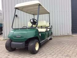 Picture of Used - 1998 - Gasoline - Yamaha G16 4 seater - Green