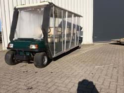 Picture of Used - 2014 - Electric - Club Car Villager 8 with MEE Cab - Green